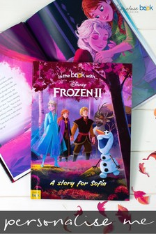 Personalised Disney™ Frozen 2 Hardback Book by Signature Book Publishing