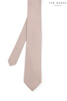 Ted Baker Cooltye Semi Plain Silk Tie