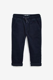Lined Pull-On Cord Trousers (3mths-7yrs)