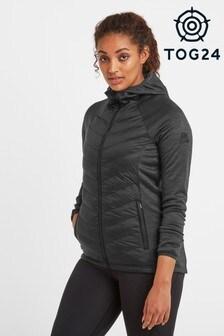 Tog 24 Black Adwell Womens Hybrid Jacket