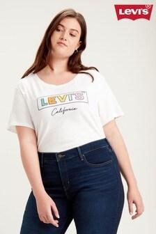 Levi's® Plus White Boxtab T-Shirt