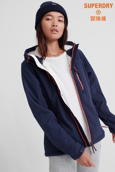 Superdry Winter Hooded SD-Windtrekker Jacket