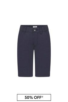 Boss Kidswear Boys Cotton Shorts