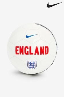 Nike White England Skills Ball