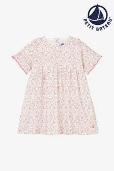 Petit Bateau Pink Dress