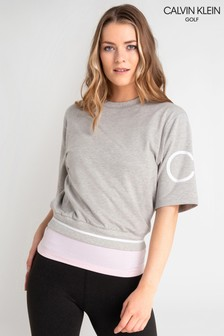 Calvin Klein Golf Lifestyle Sweat Top