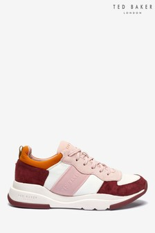 Ted Baker Taupe Trainers
