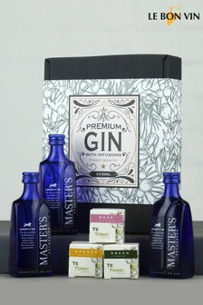 Masters Gin Infusions Gift Set by Le Bon Vin