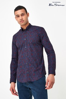 Ben Sherman Port Foulard Print Shirt