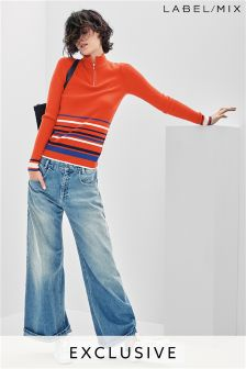 Mix/Rejina Pyo Wide Leg Jean