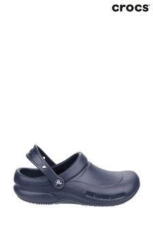 Crocs™ Blue Bistro Work Clogs