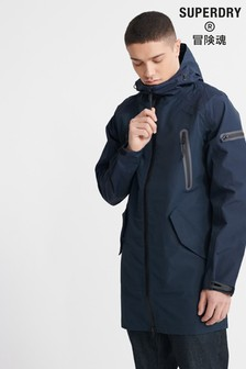 Superdry Hydrotech Waterproof Parka Jacket