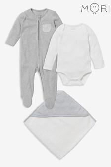 MORI Grey Soak & Sleep