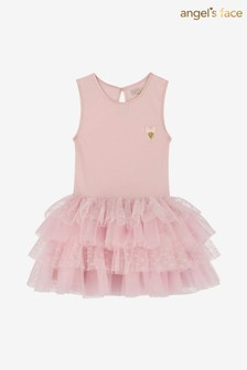 Angel's Face Pink Dani Dress