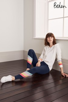 Boden Blue Jessica Active Leggings