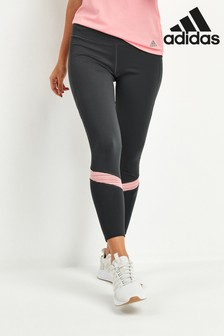 adidas Grey How We Do Run Leggings