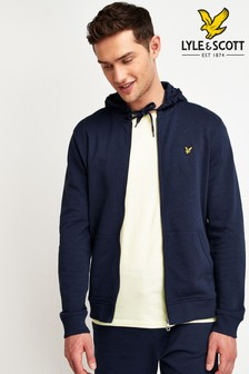 Lyle & Scott Zip Through Hoody