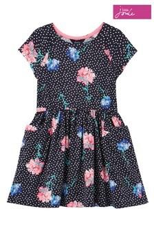 Joules Navy Jude Jersey Dress