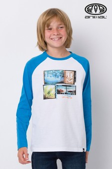 Animal Blue Create Long Sleeve T-Shirt
