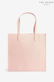 Ted Baker Pink Soocon Large Icon Shopper Bag