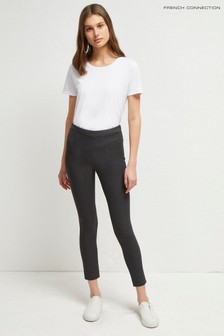 French Connection Calimero Dogtooth Skinny Trousers