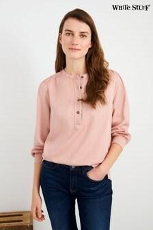 White Stuff Pink Betty Shirt