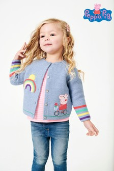 Peppa Pig™ Licensed Cardigan (3mths-7yrs)