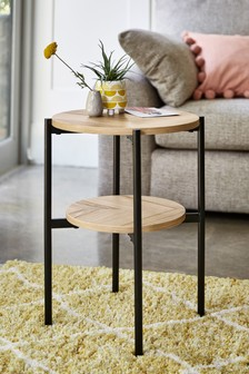 Barton Side Table / Bedside