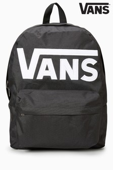 Vans Black Old Skool Backpack