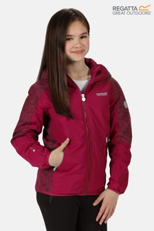 Regatta Pink Volcanics IV Waterproof Jacket