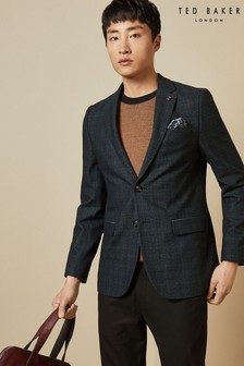 Ted Baker Armagh Tonal Checked Blazer