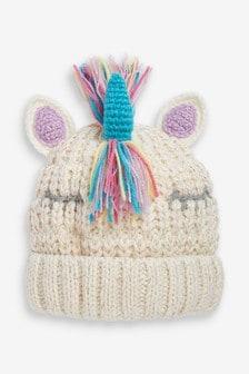 Unicorn Beanie Hat (Older)