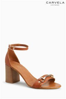 Carvela Kast Block Heel Sandal