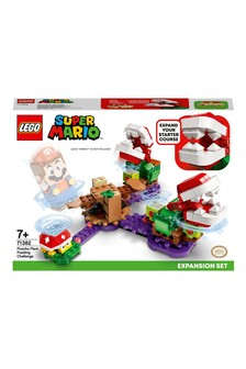 LEGO 71382 Super Mario Piranha Plant Challenge Expansion Set