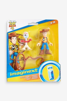 Toy Story 4 Woody And Forky Figure 2 Pack