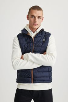 Shower Resistant Quilted Gilet