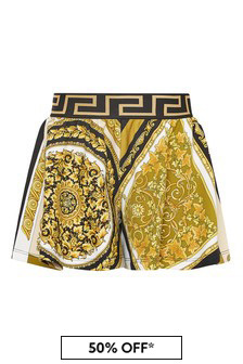 Versace Girls Shorts
