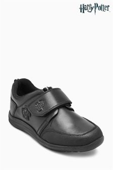 Harry Potter Single Strap Leather Shoes (Older)