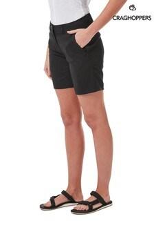 Craghoppers Black Kiwi Pro Shorts