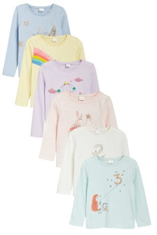 Long Sleeve T-Shirt (12mths-7yrs)