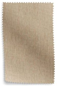 Textured Weave Mid French Grey Upholstery Fabric Sample