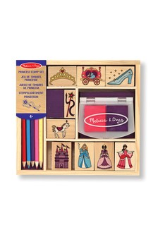 Melissa & Doug Princess Stamp Set