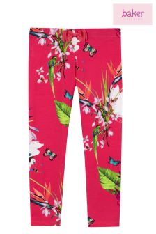 baker by Ted Baker Oasis Printed Legging