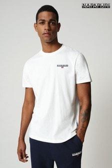 Napapijri Ice Logo T-Shirt