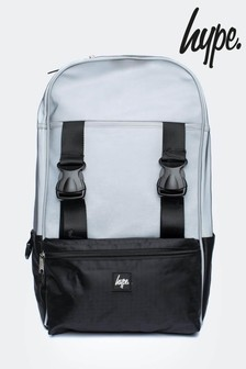 Hype. Reflective Traveller Backpack