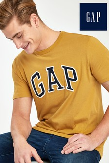 Gap Yellow Short Sleeve T-Shirt