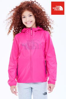The North Face® Pink Windwall Hoody