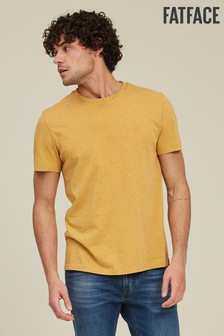 FatFace Sunflower Lulworth Crew Neck T-Shirt