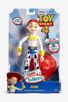 Disney Pixar Toy Story True Talkers Jessie Action Figure