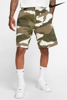 Nike Camo Club Shorts